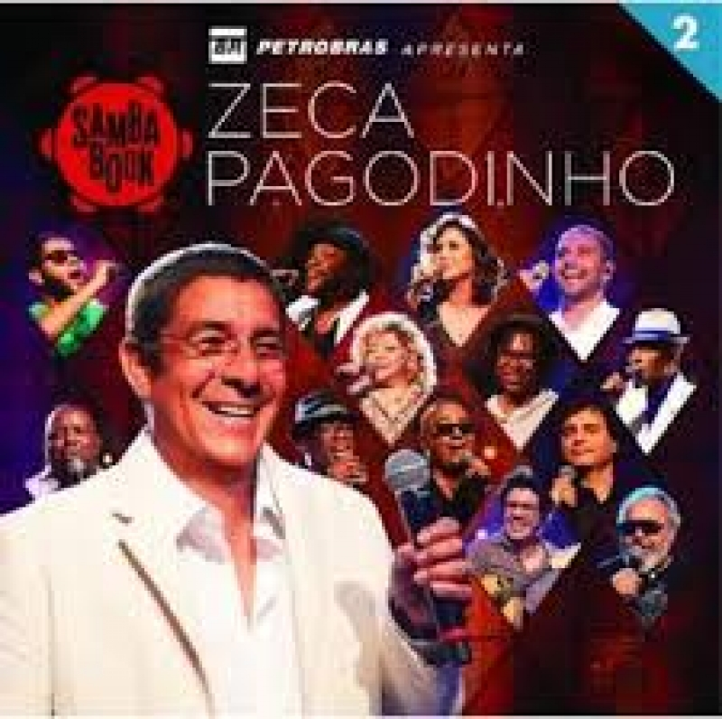 Zeca Pagodinho - SambaBook - Vol. 2 ( CD )
