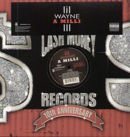 LP Lil Wayne - Milli / Lollipop Explicit Content ( Vinyl )