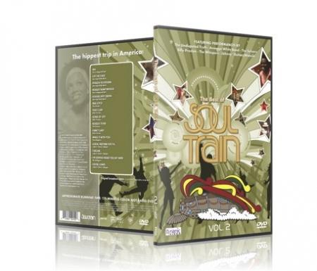 Best Of Soul Train Vol. 2 ( DVD )