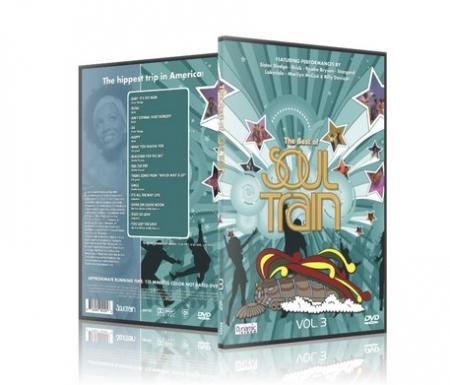 Best Of Soul Train Vol. 3 ( DVD )
