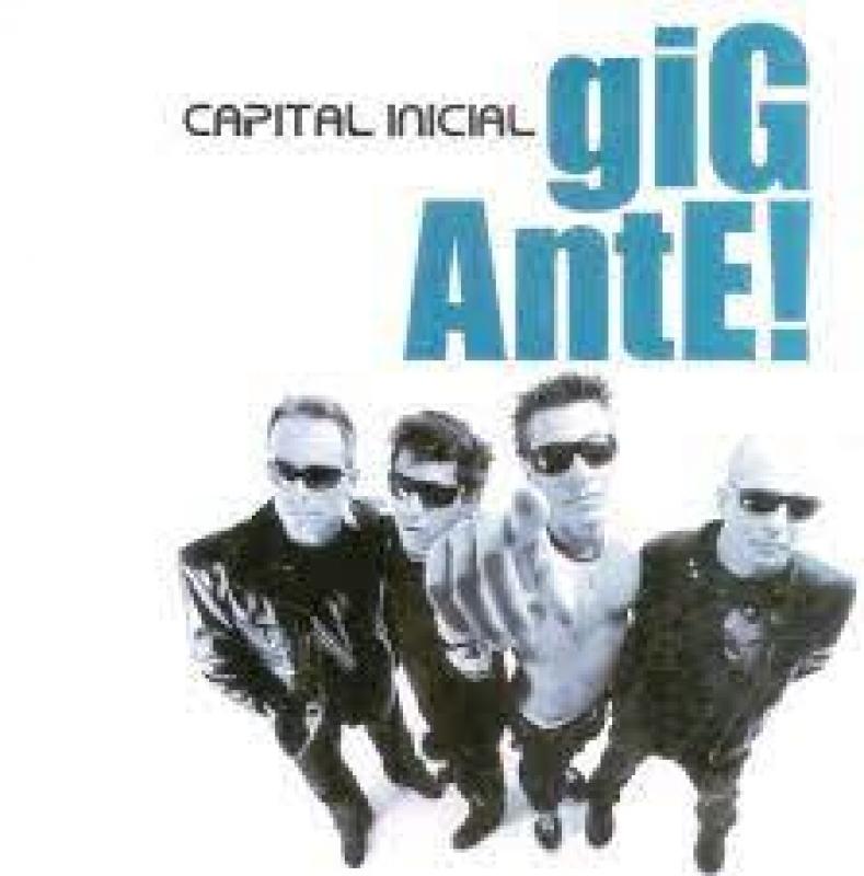 Capital Inicial - Gigante (CD)