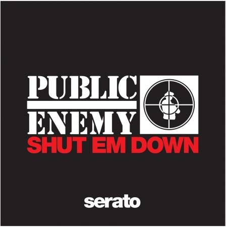 LP Public Enemy - X Serato 2x12 PRODUTO INDISPONIVEL