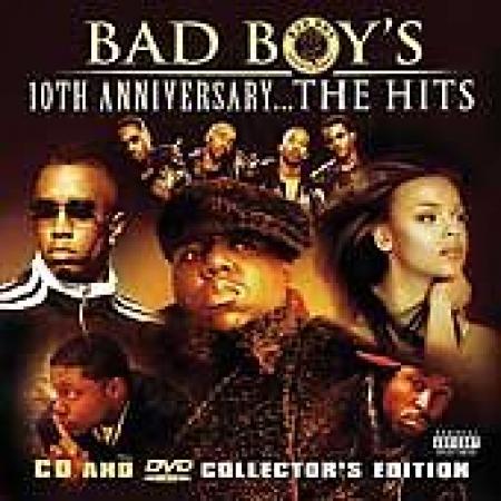 Bad Boys - 10th Anniversary the Hits CD DVD