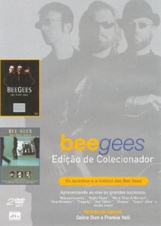 Bee Gees - Os Sucesso e a História  ( DVD )