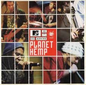 Planet Hemp - Mtv Ao Vivo (CD)