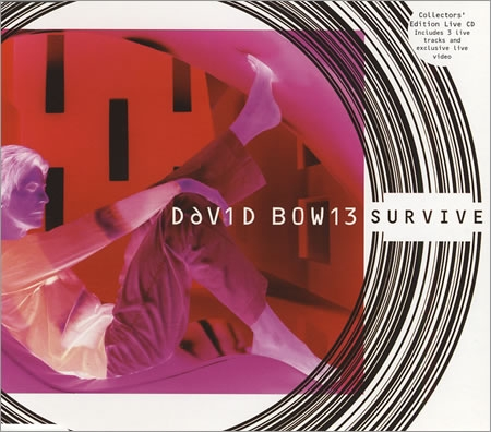 David Bowie - Survive ( CD Single )