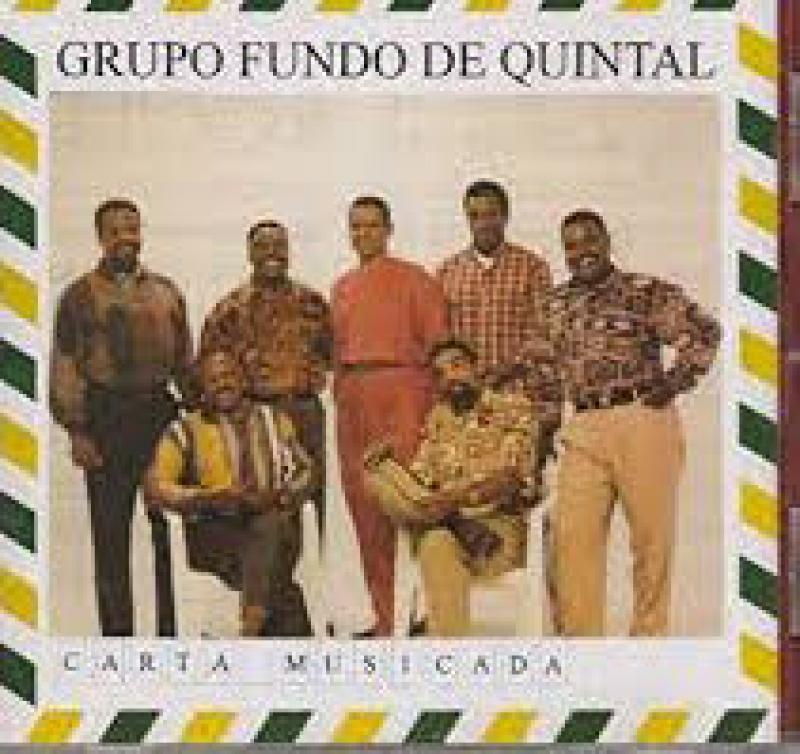 Fundo de Quintal - Carta musicada (CD)