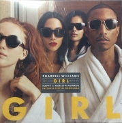 .LP Pharrell Williams - G I R L VINYL ALBUM IMPORTADO (LACRADO)