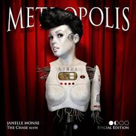 Janelle Monae - Metropolis The Chase Suite  (Special Edition))CD (075678993282)