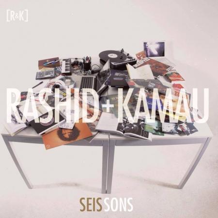 Kamau e Rashid - Seis Sons (EP)