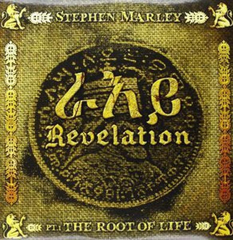 LP Stephen Marley - Revelation Pt 1 The Root Of Life (VINYL IMPORTADO LACRADO)