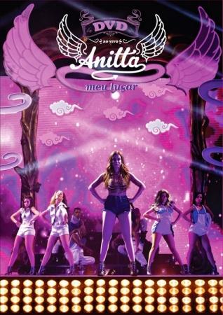 Anitta - Meu Lugar ( DVD )