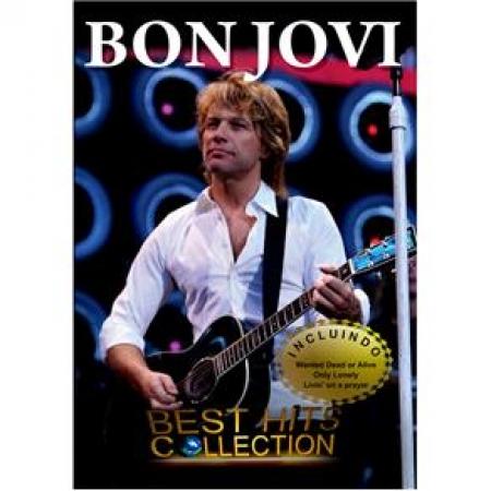 Bon Jovi - Best Hits Collection ( DVD )