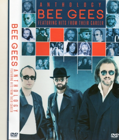 Bee Gees - Anthology  feat HITS  THEIR CAREER ( DVD )