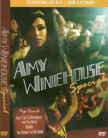 Amy Whinehouse - Special Live Tv 2003-2007 + Glastonbury 2007 Two In One