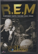 R.e.m Best Hits Collection. Fotos Reais Rem ( DVD )