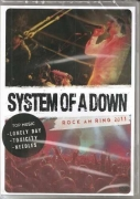 SYSTEM OF A DOWN ROCK AM RING ( DVD )