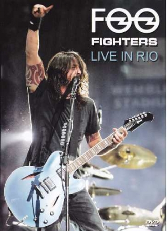 Foo Fighters - Live In Rio ( DVD )