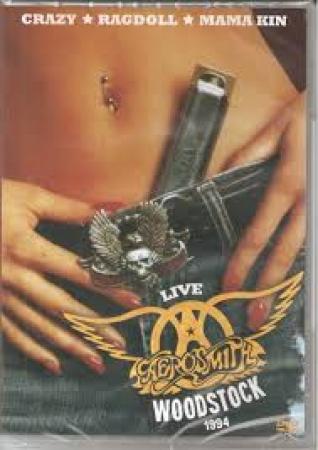 Aerosmith - Live Woodstock 1994 ( DVD )