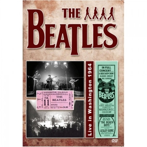 The Beatles, Live In Washington 1964 (DVD)