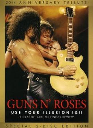 Guns N Roses - Use Your Illusion I & II - Classic ( DVD )