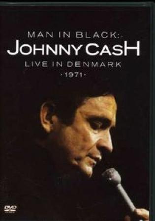 Johnny Cash: Man in Black - Live in Denmark 1971 ( DVD )