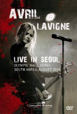 Avril Lavigne - Live in Seoul  ( DVD )