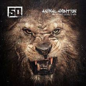 50 Cent - Animal Ambition (CD)