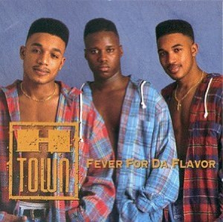 H-Town - Fever for Da Flavor ( CD )