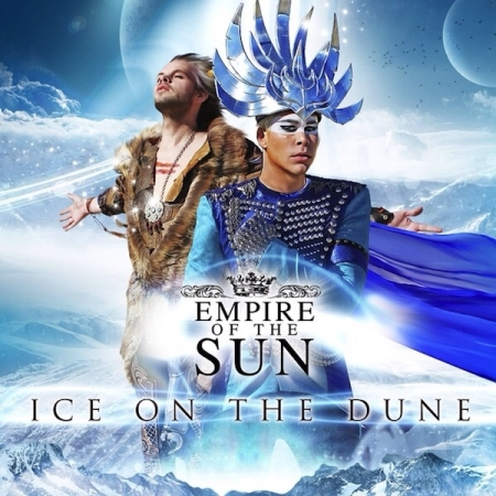 LP Empire Of The Sun - Ice On The Dune Lacrado Importado