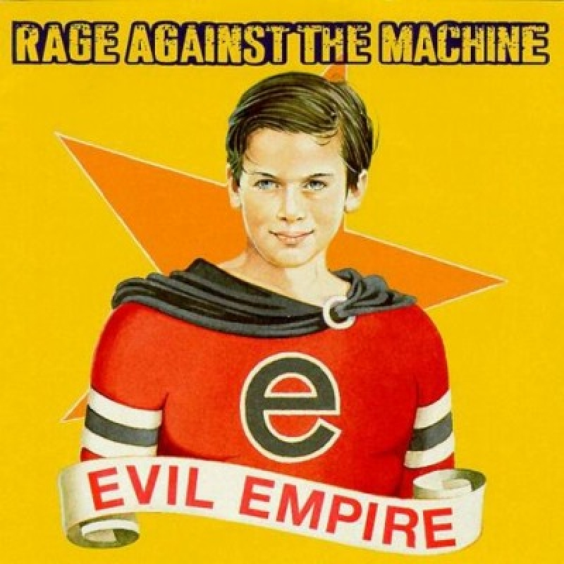 LP Rage Against The Machine - Evil Empire (VINYL IMPORTADO LACRADO 180 GRAMA)