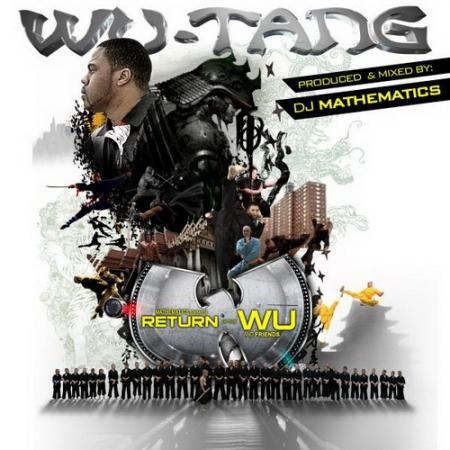 Wu Tang Clan Mathematics - Presents: Return Of The Wu & Friends - CD album