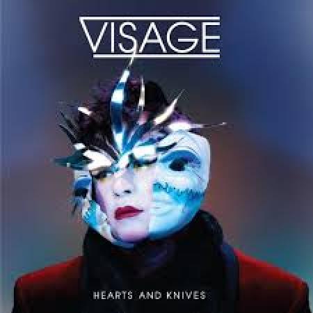 Visage - Hearts And Knives ( CD )
