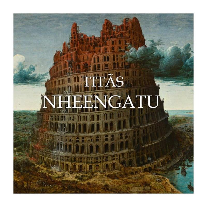 Titãs - Nheengatu ( CD )