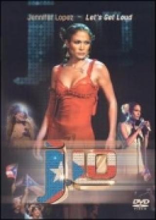 Jennifer Lopez - Lets Get Loud LIVE ( DVD ) ( Nacional )