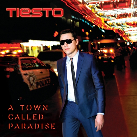 TIESTO - A Town Called Paradise (CD)