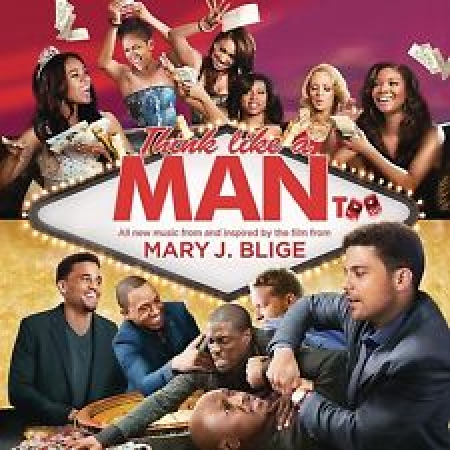 .Mary J. Blige  - Think Like A Man Too - Music  and Inspired by Mary J. Blige (CD)