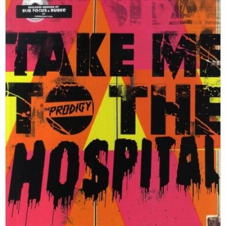 LP The Prodigy Take Me To The Hospital VINYL IMPORTADO LACRADO