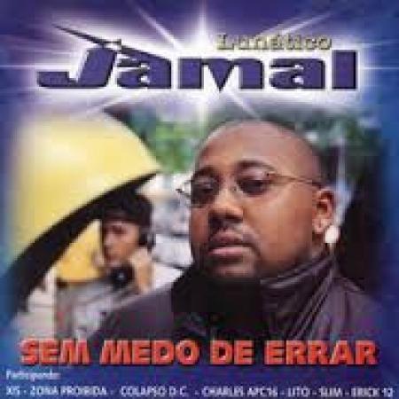 Jamal - Sem Medo De Errar ( CD )
