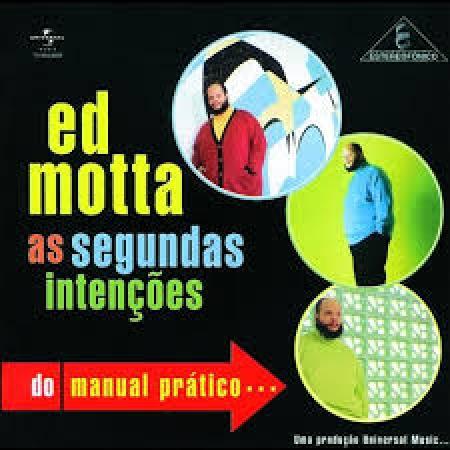Ed Motta - As Segundas Intenções ( CD )