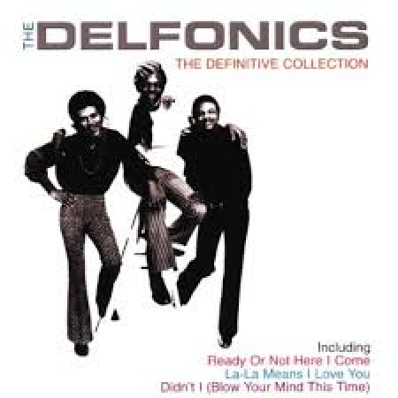 The Delfonics - The Definitive Collection (CD)
