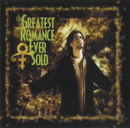 The Greatest Romance Ever Sold CD