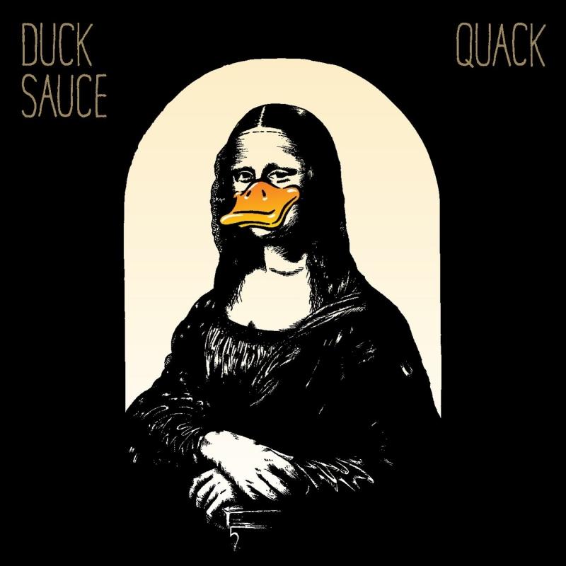 LP Duck Sauce - Quack (VINYL DUPLO 180 GRAMAS IMPORTADO LACRADO)