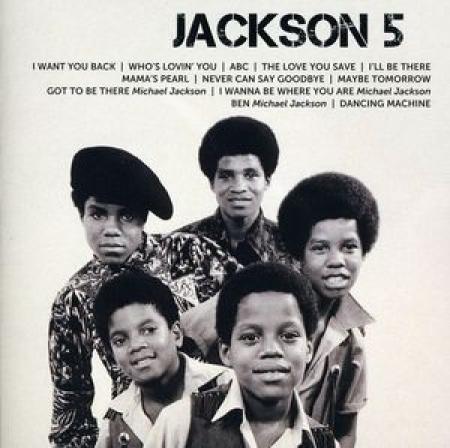 The Jackson 5 - Icon ( CD )