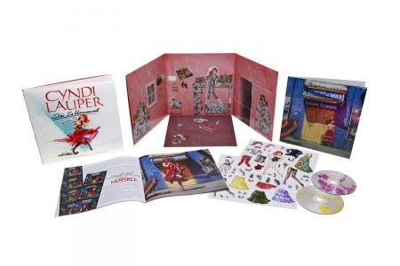 BOX CYNDI LAUPER - Shes So Unusual - A 30th Anniversary Celebration