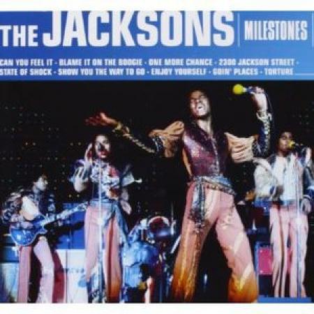 The Jackson 5 - Milestones