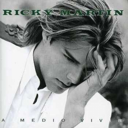Ricky Martin - A Medio Vivir (CD IMPORATDO LACRADO)