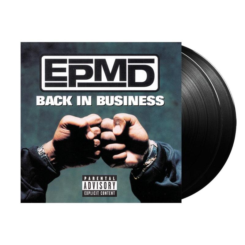 LP EPMD - Back In Business VINYL DUPLO IMPORTADO
