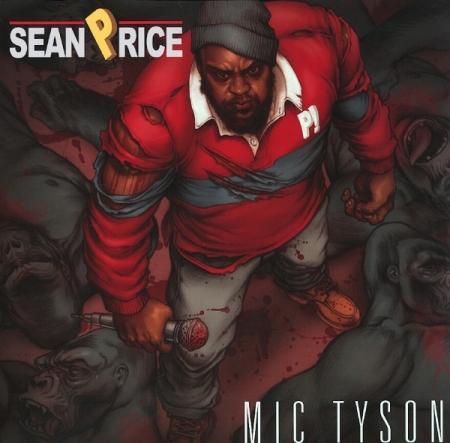 LP Sean Price - Mic Tyson Duplo Importado