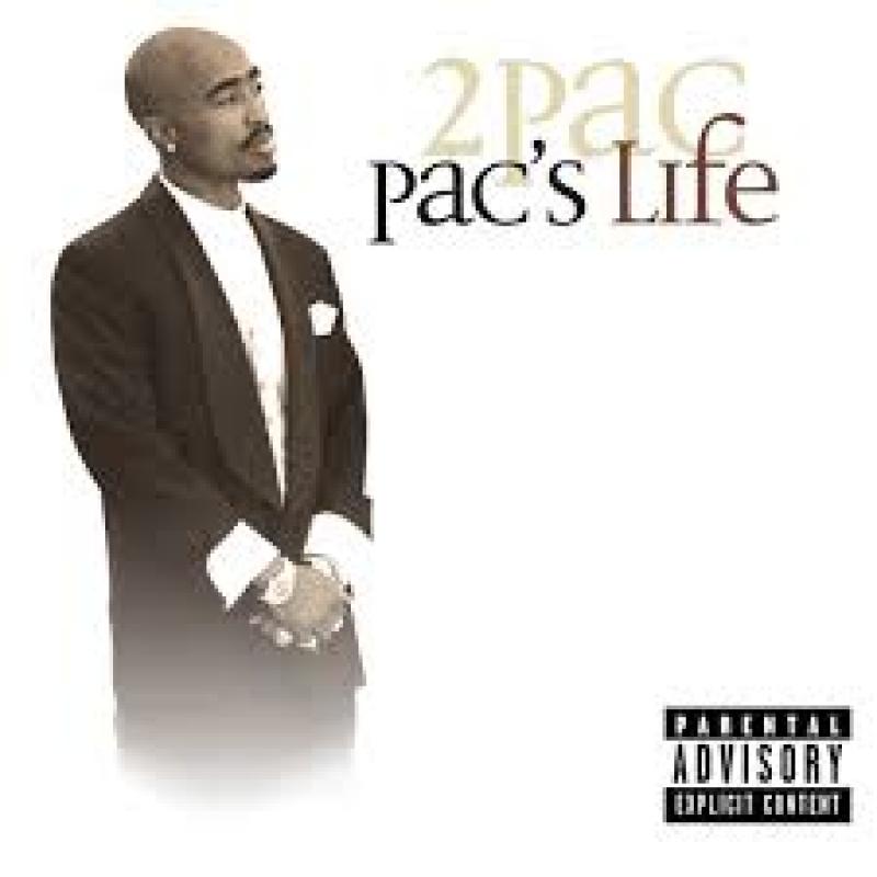 2 Pac - Pacs Life importado lacrado